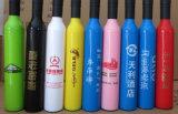يطوي ألومنيوم خمسة ترويجيّ زجاجة مظلة لأنّ يعلن