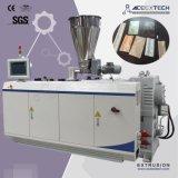Máquina de mármore de imitação da produção do perfil do PVC