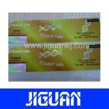 La impresión personalizada impermeable etiquetas holográficas esteroides vial de 10ml