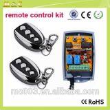12V Universal/24V/9V 2 canais de Gate/Receptor de Controle Remoto de Garagem HC301 ainda do receptor de PC402V2.0