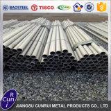 Tubo senza giunte dell'acciaio inossidabile di ASTM 200series/300series/400series