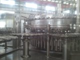 Machine recouvrante remplissante de lavage de vitesse pour l'eau carbonatée