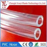 Tuyau en PVC souple colorée clair