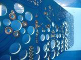 6 Oz Placa PCB Fabricación de 3,2 mm de espesor con Máscara azul