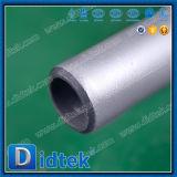 Válvula de esfera da flutuação do aço inoxidável A105 de Didtek 1inch