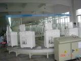 세탁기 일관 작업. 높은 작업 효율성 특징으로