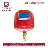 Automatische 1.6MPa temperatuur-Ontdekkende Hangende BrandblusApparatuur FM200