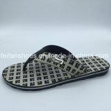 Nuevos fracasos de tirón del PVC de las sandalias de la playa del verano de los hombres del diseño Foowear (FCL898+8)