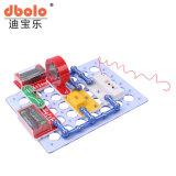Magic Puzzle Jouet Jouet éducatif pour les enfants du préscolaire des blocs de construction électronique