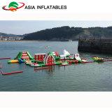 Acqua di galleggiamento gonfiabile Playgrund della sosta del Aqua per il lago