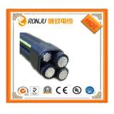 空気の束ねられたCable/ABCケーブル、使用されるオーバーヘッドASTM/BS/DIN/NFC/IECの標準