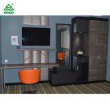 Комплект спальни гостиницы панели современного ламината Formica мебели гостиницы пожаробезопасный