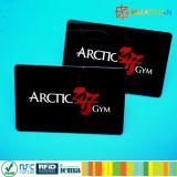 試供品HF NFC ISO14443AのプラスチックMIFARE DESFire EV1 2K 4K 8K RFIDカード
