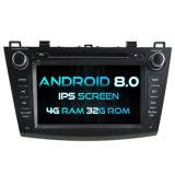 Auto DVD des Witson acht Kernandroid-8.0 für Mazda 3 2010-2011 4G Touch Screen 32GB ROM-1080P Bildschirm ROM-IPS