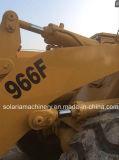 構築猫966g 966hのローダーのオリジナル日本のための使用されるか、または中古の幼虫966fの車輪のローダー