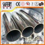 Tubo del tubo sin soldadura del acero inoxidable TP304