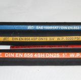 """1/2 """" 415 Stab-hydraulischer Hochdruckschlauch En856 4sp für Baugeräte"""