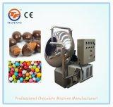 máquina de polir de chocolate com arrefecimento