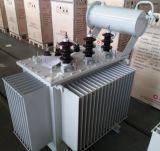 200kVA drie de Ondergedompelde Transformator van Fasen Olie