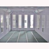 水カーテンのスプレー・ブースの天井フィルターセリウムが付いている木製の仕上げのスプレー・ブース