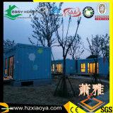Design moderno e certificação CE recipiente isolado House