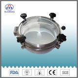 Druck-runder Außeneinsteigeloch-Deckel mit Anblick-Glas