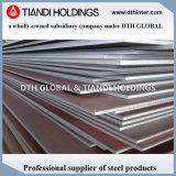 Placa de acero laminado en caliente de alta calidad (S355JR S355J0 S355J2)