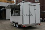 2017熱い販売の移動式食糧トレーラー