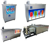 Máquina aprobada de la paleta del Popsicle del Ce con el solo molde