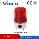 Voyant d'alarme rouge de Lte-5103 DEL pour mécanique