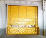 L'empilage haute vitesse rapide Wind-Resistant rouleau PVC Portes de l'obturateur (Hz-021)