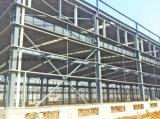 鉄骨構造の建物(を含む250tクレーン)