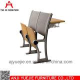 대학 교실 착석 테이블과 의자 Yj1517c