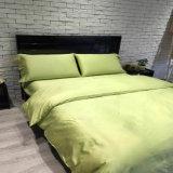 100%年の綿またはジャカードまたはサテンの縞のホテルまたはホーム寝具セット