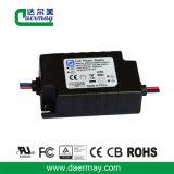 Fuente de alimentación impermeable del LED 20W 56V IP65