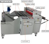 Mikrocomputer-Cer Diplomplastikblatt-Ausschnitt-Maschine