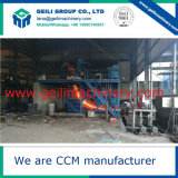 Nenhuma carcaça contínua Machine/CCM da infra-estrutura da necessidade