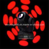 Barato e Novo Gobo Padrão 10W Moving Head Spot LED Light