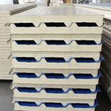 Comitato di parete del tetto del panino dell'unità di elaborazione PIR del metallo del pannello a sandwich del poliuretano