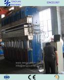 Passo Custom Designed do pneu que cura a imprensa Vulcanizing do passo da imprensa/pneu