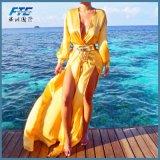 Vestito dalla Long Beach di Kaftan dello Swimwear di occultamento del bikini delle donne di estate
