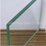 SGSの証明書が付いている/Tinted明確な薄板にされたガラス