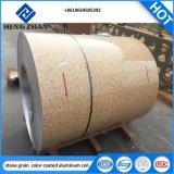 Высокое качество зерна из камня мрамора цвета из алюминия с покрытием для катушки строительные материалы