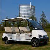 Automobile elettrica di Passanger della spola di uso dell'hotel di 8 Seaters (DN-8)