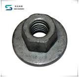 工場直売の高品質のステンレス鋼304 DIN 929のM6溶接十六進ナット