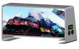 P6 차 지붕 (960X384mm)를 위한 옥외 발광 다이오드 표시 스크린