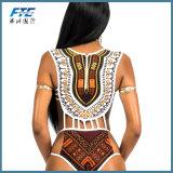 Vestito di nuoto africano del costume da bagno dello Swimwear del bikini di modo di vendita calda 2018