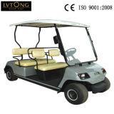 電気4つのシートのスポーツのゴルフカートは卸し売りする