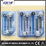 Geyi stumpfe Spitze medizinischer Trocars Installationssatz