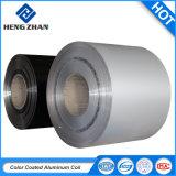 Les bobines en aluminium à revêtement de couleur pour le matériau de parements en aluminium prélaqué